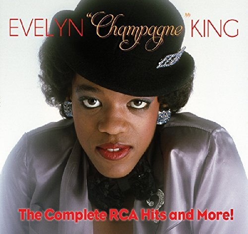 Evelyn King Champagne Complete Rca Hits & More!