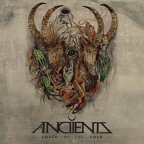Anciients Voice Of The Void Import Gbr 2lp