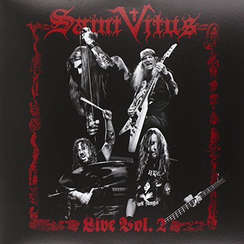 Saint Vitus Live Vol 2 Import Gbr 2lp