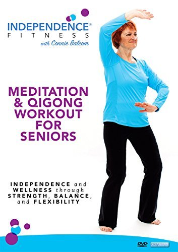 Independence Fitness Meditation & Qigong Workout For Seniors DVD