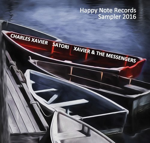 Charles Xavier Happy Note Records Sampler 201