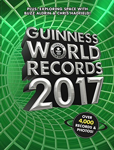 Chris Hadfield Guinness World Records 2017