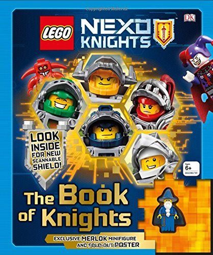Dk Lego Nexo Knights The Book Of Knights