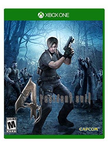 Xbox One Resident Evil 4 Hd