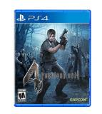 Ps4 Resident Evil 4 Hd