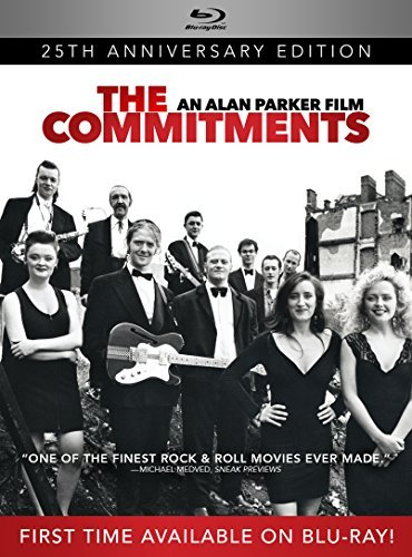 Commitments Arkins Murphy Ball Aherne Blu Ray R
