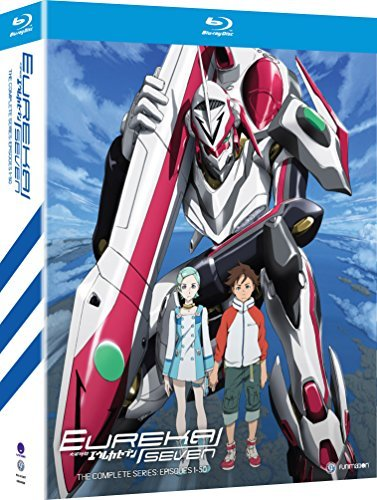 Eureka Seven The Complete Series Blu Ray