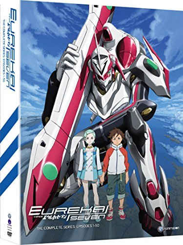 Eureka Seven The Complete Series DVD