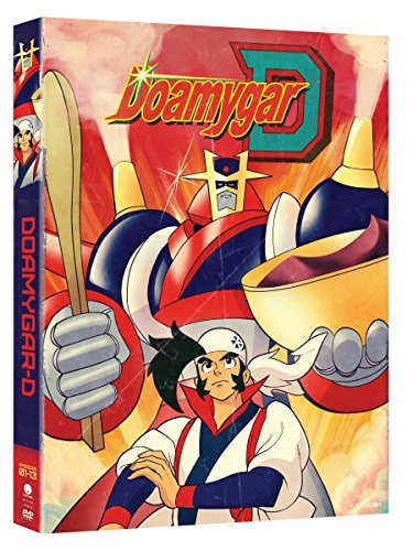 Doamygar D The Complete Series DVD