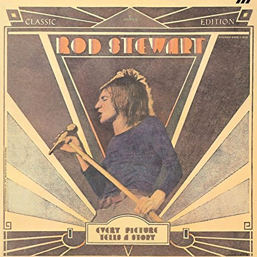 Rod Stewart Every Picture Tells A Story Import Jpn