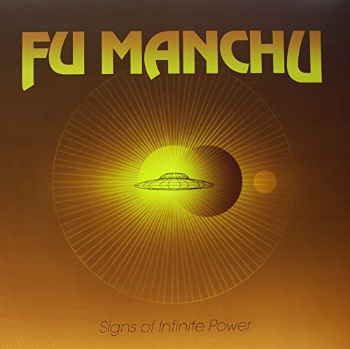 Fu Manchu Signs Of Infinite Power Lp