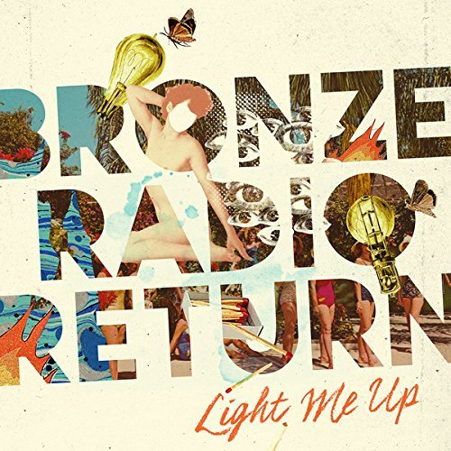 Bronze Radio Return Light Me Up