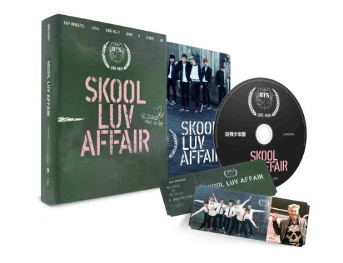 Bts Skool Luv Affair Import Kor