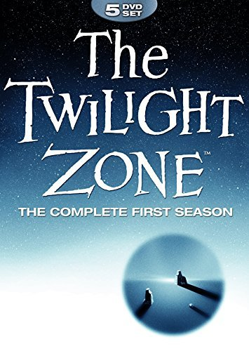 Twilight Zone Season 1 DVD