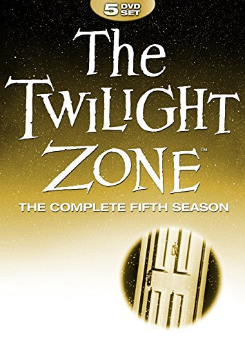 Twilight Zone Season 5 DVD