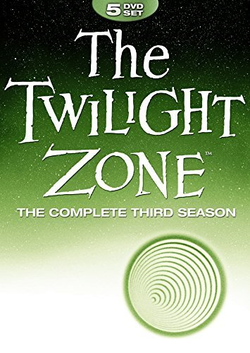 Twilight Zone Season 3 DVD