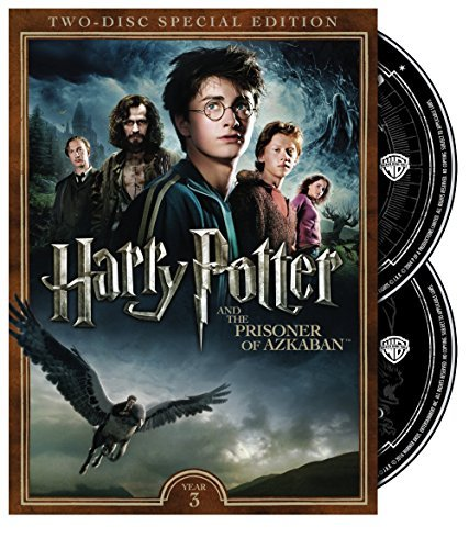 Harry Potter & The Prisoner Of Azkaban Radcliffe Grint Watson DVD Pg 2 Disc Special Edition