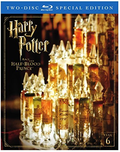 Harry Potter & The Half Blood Prince Radcliffe Grint Watson Blu Ray Dc Pg 2 Disc Special Edition