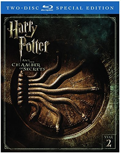 Harry Potter & The Chamber Of Secrets Radcliffe Grint Watson Blu Ray Dc Pg 2 Disc Special Edition