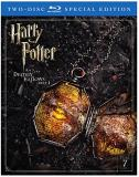 Harry Potter & The Deathly Hallows Part 1 Radcliffe Grint Watson Blu Ray Dc Pg13 2 Disc Special Edition