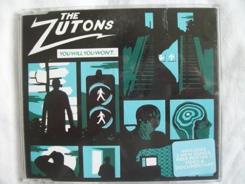 Zutons You Will You Won't