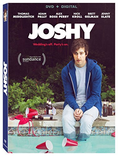 Joshy Middleditch Pally Perry DVD R