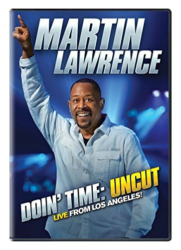 Martin Lawrence Doin' Time Uncut DVD