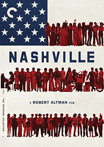 Nashville Carradine Black DVD Criterion