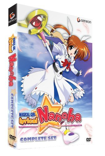 Lyrical Nanoha Collections Lyrical Nanoha Collections Nr 3 DVD
