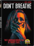 Don't Breathe Lang Levy DVD R