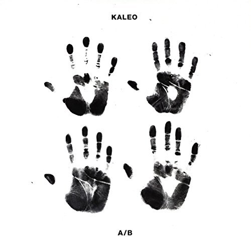 Kaleo A B (white Black Split Vinyl W