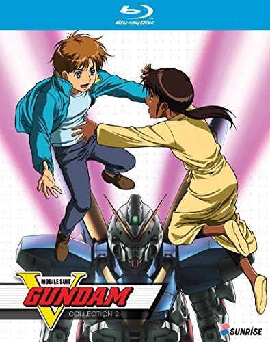 Mobile Suit V Gundam Collection 2 Blu Ray