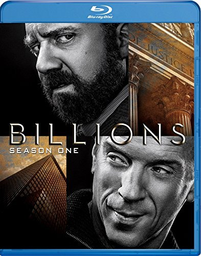 Billions Season 1 Blu Ray