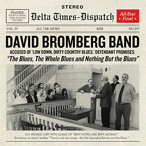 David Bromberg The Blues The Whole Blues And