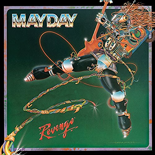Mayday Revenge Import Gbr Deluxe Ed. Remastered
