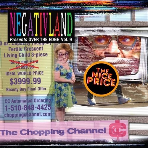 Negativland Over The Edge Volume 9 The Chop