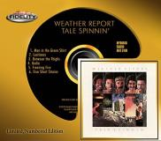 Weather Report Tale Spinnin Stereo