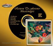 Return To Forever Musicmagic Stereo