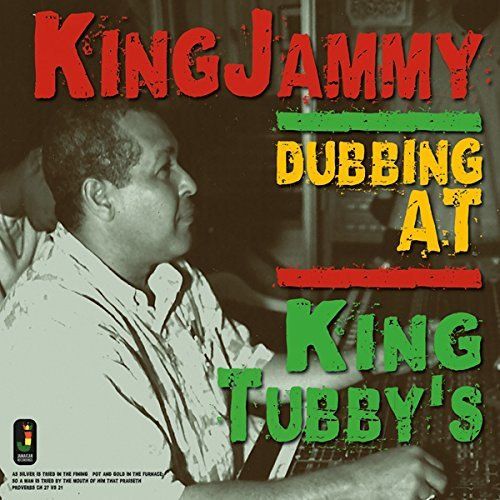 King Jammy Dubbing At King Tubby's
