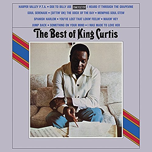 King Curtis The Best Of King Curtis (180 Gram Audiop