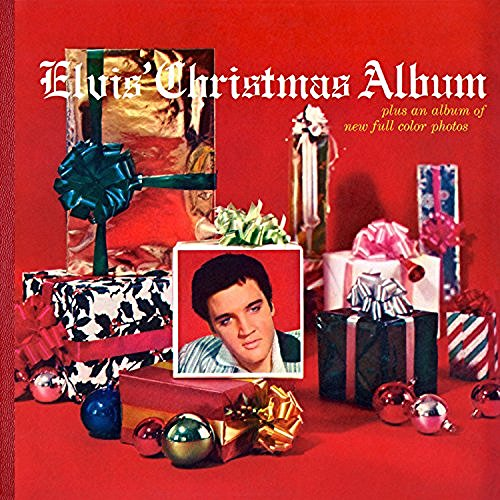 Elvis Presley Elvis Christmas Album (red Vinyl) 180 Gram Audiophile Translucent Red Vinyl Limited Edition Gatefold Cover