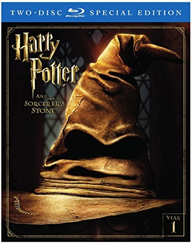 Harry Potter & The Sorcerer's Stone Radcliffe Grint Watson Blu Ray Dc Pg 2 Disc Special Edition
