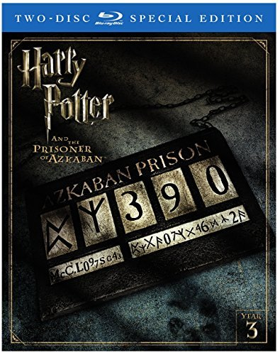 Harry Potter & The Prisoner Of Azkaban Radcliffe Grint Watson Blu Ray Dc Pg 2 Disc Special Edition