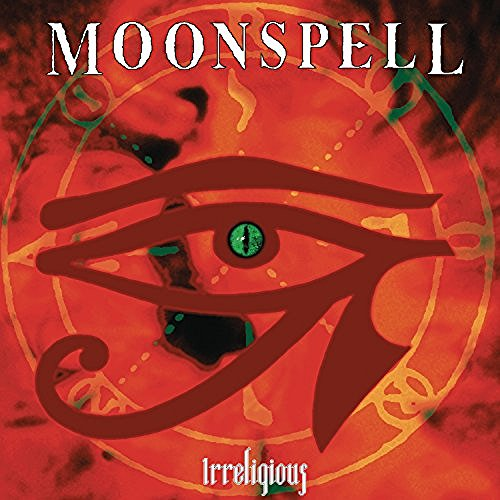 Moonspell Irreligious (vinyl Re Issue 2016)