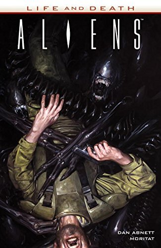 Dan Abnett Aliens Life And Death