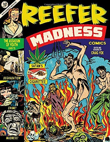 Jerry Siegel Reefer Madness
