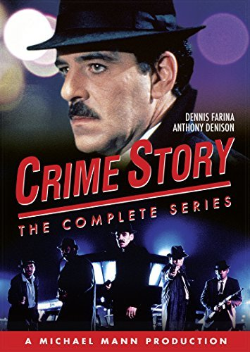 Crime Story The Complete Series DVD