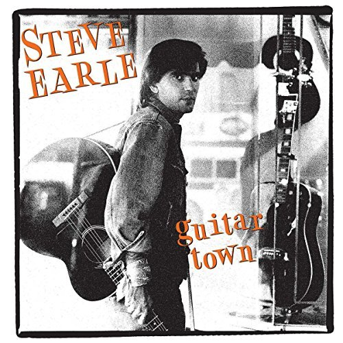 Steve Earle Guitar Town 30th Anniversary 2 CD