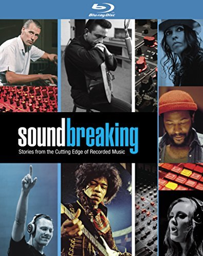 Soundbreaking Stories From The Cutting Edge Of Recorded Music Soundbreaking Stories From The Cutting Edge Of Recorded Music Blu Ray Nr