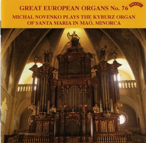 Great European Organs 76 Great European Organs 76